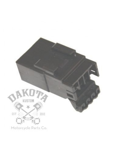 Conector 002 Hembra 3 cables Harley-Davidson 73103-96BK